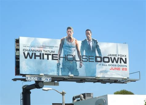white house movies daily billboard white house down movie billboards advertising for movies tv