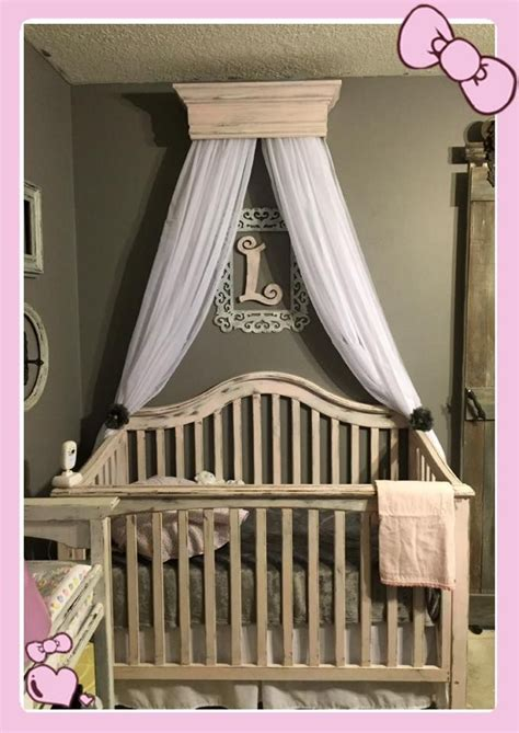 Distressed Gray Crib 17 Best Images About Woe On White