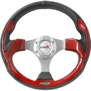 Tilt Steering Wheel For Golf Cart Ez Go Rzr Polaris Ranger Steering Wheel Golf Cart W