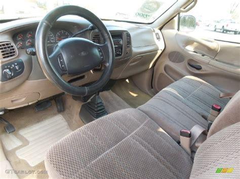 medium prairie interior 1997 ford f150 xlt extended