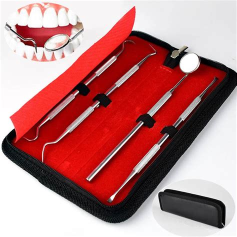 4pcs Stainless Scraper Set Black Dimension buy wholesale tartar removal from china tartar removal wholesalers aliexpress
