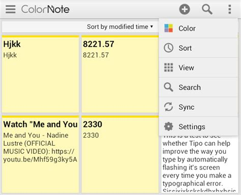 color note for pc how to back up and restore data in colornote for android