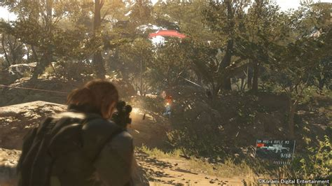 mgsv africa map thirty new metal gear solid v the phantom screenshots show and jungle