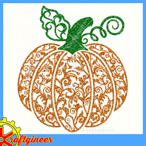 vintage pumpkin kraftgineer studio