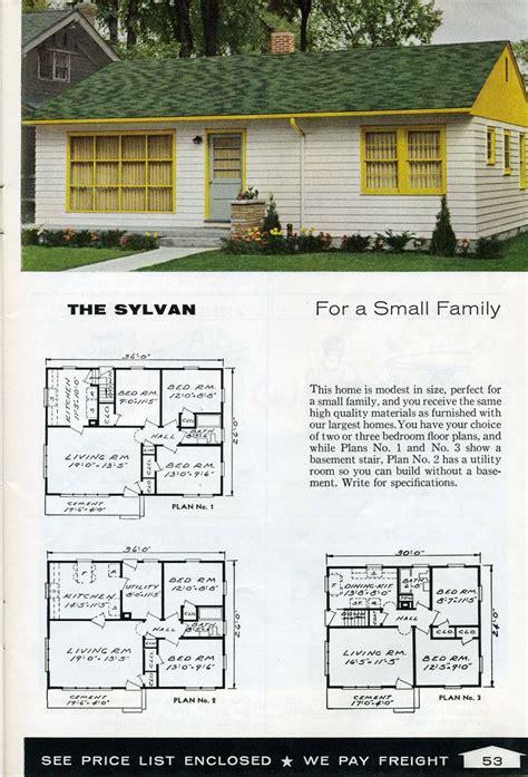 1953 aladdin homes the sunshine vintage aladdin homes 128 best images about mid century house plans on pinterest