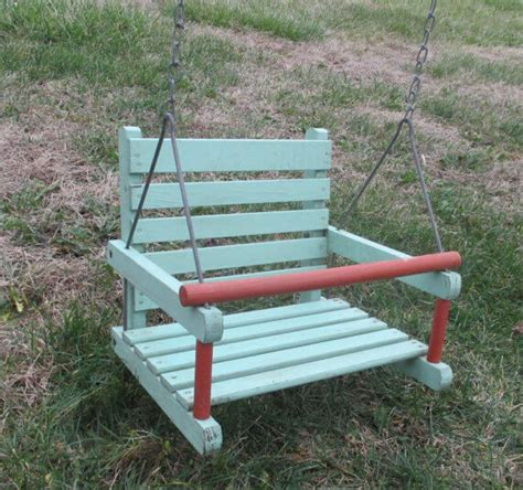 wooden garden swings for children porch swings insteading