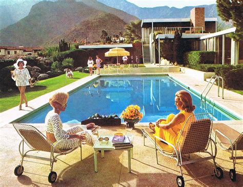 From Slim Aarons to Meg Braff, This Pool Umbrella is Pure ...