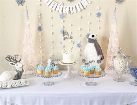 Winter Themed Baby Shower Ideas by Quot Baby It S Cold Outside Quot Baby Shower Quot Winter Baby Shower
