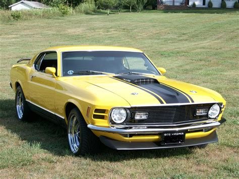 Ford Mustang Mach 1 by Ford Mustang Mach 1 1970 Car Autos Gallery