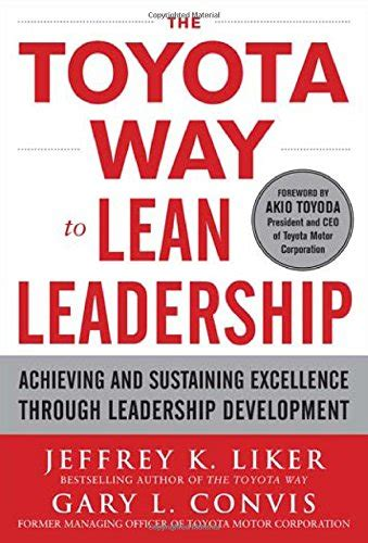 The Toyota Way Pdf Read The Toyota Way To Lean Leadership