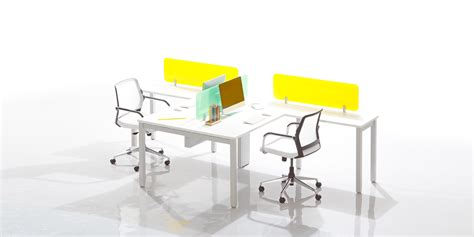 table and l in one featherlite modular workstations buy office workstations