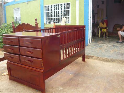 cama cuna en venta en venta camas cunas en madera bs 24 780 000 00 en