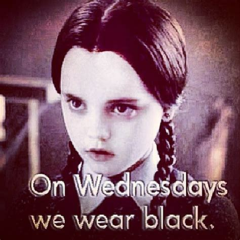 Wednesday Addams Meme - wednesday addams quotes memes quotesgram
