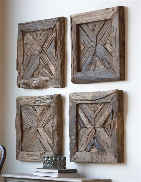 wooden wall decor 20 versatile rustic decor pieces for your home