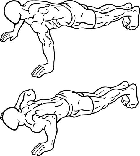 push up diagram luwing manzano s stem