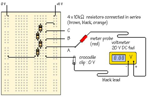 how to test if resistor is working measurements with multimeters