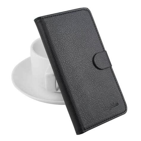 Flip Cover Xiaomi Redmi 4a leather flip cover for xiaomi redmi 4a black