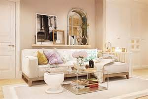 romantisches wohnzimmer modern and stylish apartment interior design from pavel