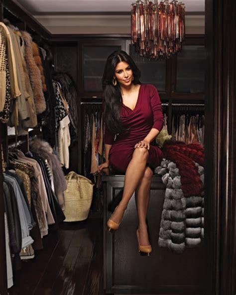 Kardashians Closet by Inside S Closet Favorite