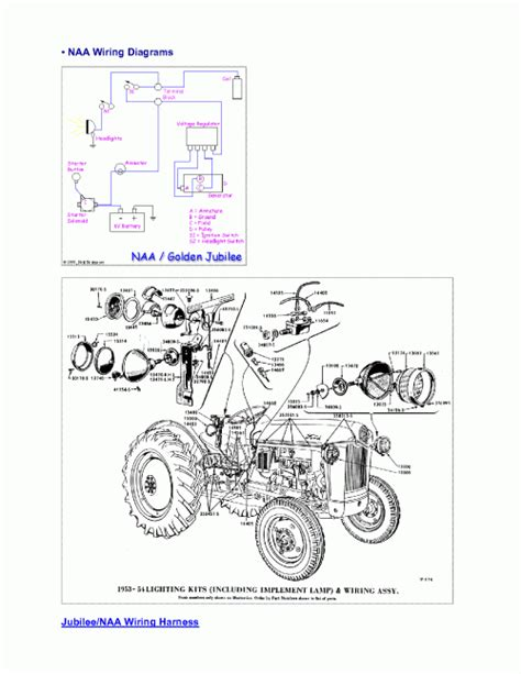 ford tractor 12 volt conversion free wiring diagrams review ebooks