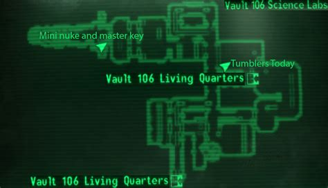 bobblehead vault 87 vault 106 the fallout wiki fallout new vegas and more