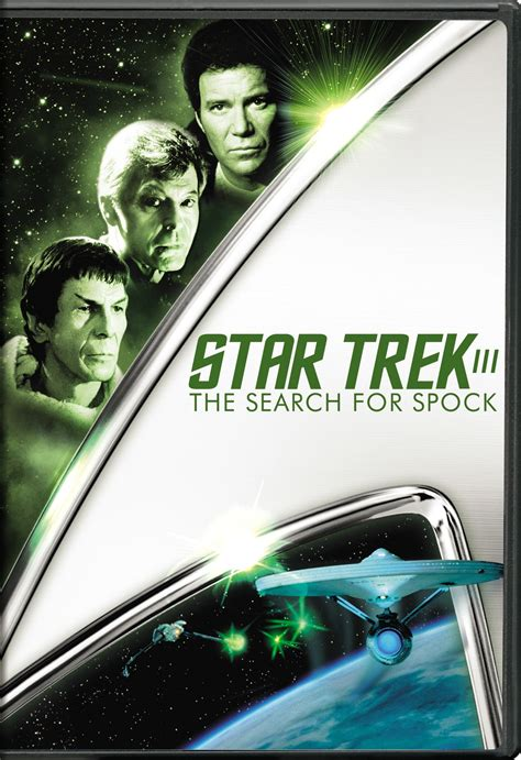 Search For The Trek Iii The Search For Spock Dvd Release Date