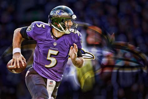 baltimore ravens l shade joe flacco wallpapers hd collection for free download