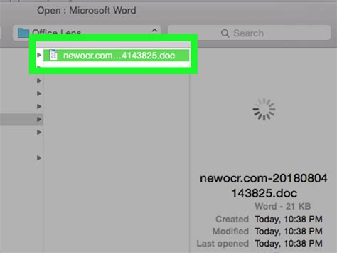 How To Convert A Scanned Document To Word For Editing