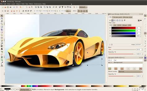 car design editor software six free alternatives to adobe illustrator