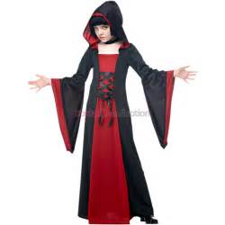 sorceress wizard kids costume