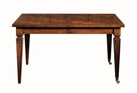 tavoli per salotti tavolo in noce allungabile a manovella per salotti