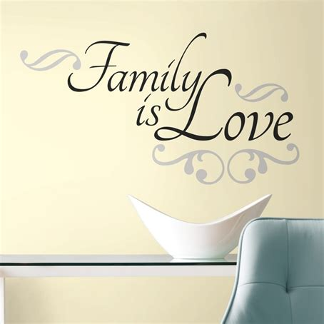 wall stickers family quotes family quotes wall decals quotesgram