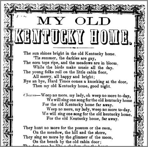 my kentucky home fiddle banjo the hardtacks