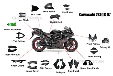 Bike Parts Motorrad by Kawasaki Motorcycle Parts Bike N Bikes All About Bikes