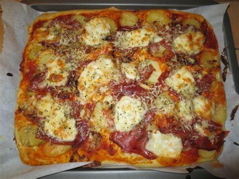 fum馥 liquide cuisine pizza p 226 te liquide au jambon fum 233 et pommes de terre