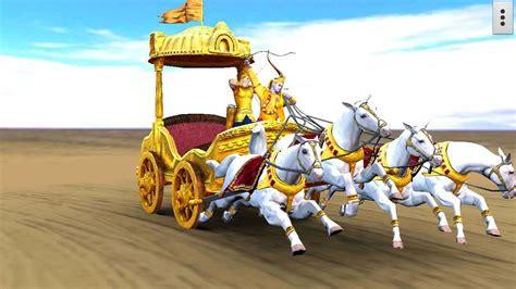 Mahabharat Live Wallpaper by 3d Krishna Arjuna Rath Live Wallpaper For Android Apk