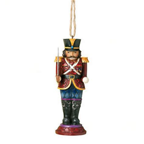 jim shore soldier nutcracker christmas ornament 4025497 ebay
