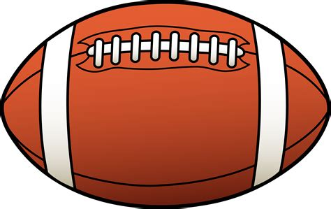 football clipart free free football clipart new wave clipart panda free