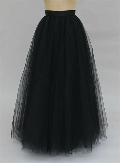 made this skirt features 4 layers of tulle 1 layer