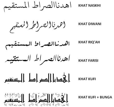 font kaligrafi arab download font kaligrafi untuk komputer update zona mahasiswa