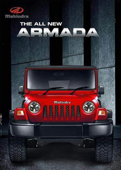 armada jeep 2018 all new mahindra armada imagined looks gorgeous
