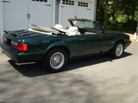 1990 mustang conv 16 976 7up model for sale ford