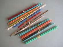 knitting needles airport security vintage plastic knitting needles