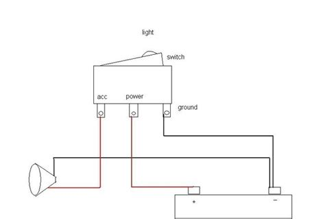 illuminated toggle switch wiring diagram wiring diagrams