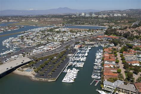 public boat launch in newport beach the irvine co proposes updated plans for balboa marina