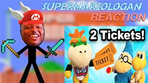 Overall Sml 2 reaction to sml 2 tickets by supermariologan