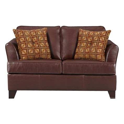 small hide a bed sofa inroom designs twin hide a bed sleeper umber brown at