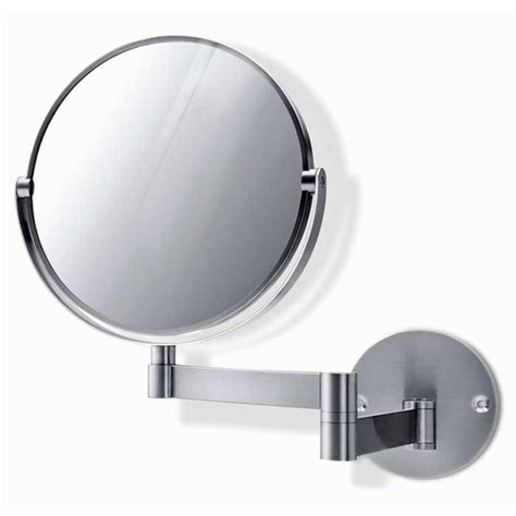 extendable mirror bathroom zack felice extendable mirror stainless steel 40116 at