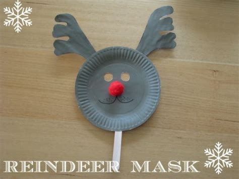 How To Make Mask With Paper Plate - paper plate masks learning 4