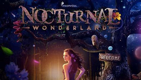 Nocturnal Wonderland Ticket Giveaway - tickets for nocturnal wonderland socal on sale now